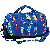 Children's Robot Duffel Bag