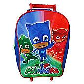 PJ Masks Wheeled Trolley Bag