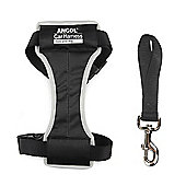 Ancol Dog Car Harness Black Medium