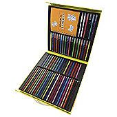 BIC Kids 100 Piece Colouring & Sticker Set