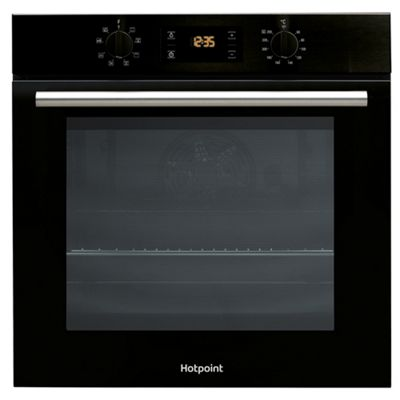 Hotpoint Electric Built In Single Oven SA2 540 H BL- Black