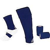 Pst Sock Taping Kit Size L Navy