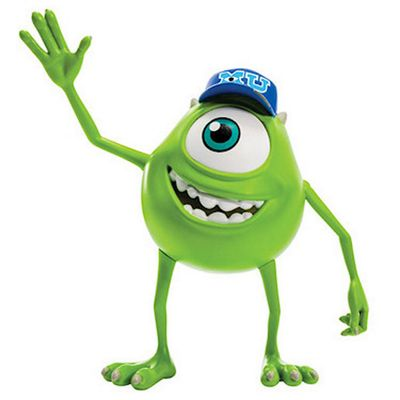 Monsters University Scare Students Figure - Mike