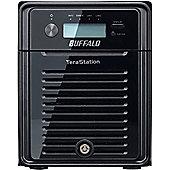 Buffalo TeraStation TS3400R0404 4 x Total Bays NAS Server - 1U - Rack-mountable