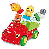Tomy Sort & Pop Farm Friends
