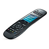 Logitech ULTIMATE -ONE Remote control in Black with touch screen