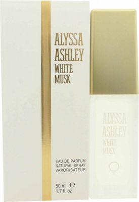 Alyssa Ashley White Musk Eau de Parfum (EDP) 50ml Spray For Women