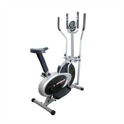 Buy Confidence Fitness Pro 2 In 1 Elliptical Cross Trainer