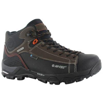 Hi-Tec Mens Trail Ox Chukka Boot Chocolate 7