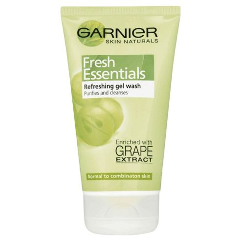 Garnier Clean & Fresh Wash 150ml