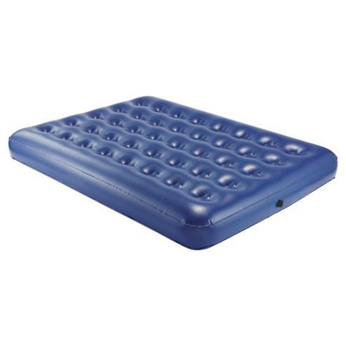 Tesco Basics PVC Double Air Bed
