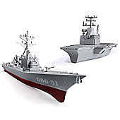 Toyrific Toys Attack Force Navy Action Set