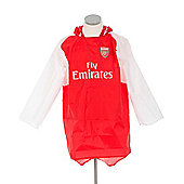 Arsenal FC Official Rain Mac - Red