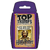 Top Trumps - Harry Potter & the Prisoner of Azkaban Card Game