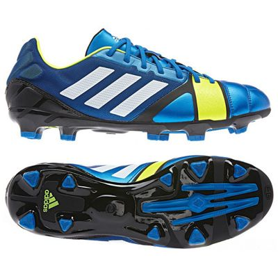 adidas Performance Mens NitroCharge 2.0 TRX Firm Ground Football Boots UK 8