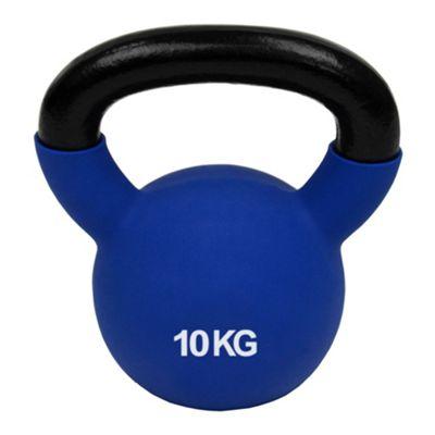 JLL Neoprene Cast Iron Kettlebell - 10kg