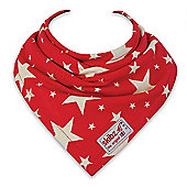 Cowboy Star Skibz - The original bandana style dribble bib