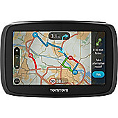 TomTom GO 40 4.3inch Sat Nav with Lifetime Western Europe Maps & Lifetime Traffic updates