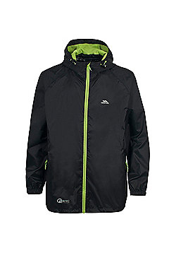 Trespass Qikpac Packaway Jacket - Black