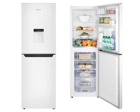 Hisense RB320D4WW1 Upright Freestanding Fridge Freezer