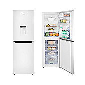 Hisense RB320D4WW1 Upright Freestanding Fridge Freezer With Water Dispenser - White