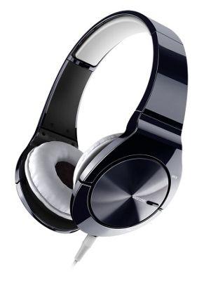 Pioneer Fully-Enclosed 'Bass Head' Headphones Black SE-MJ751