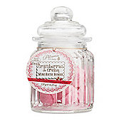 Patisserie de Bain Cranberries & Cream Mini Bath Bombs Jar