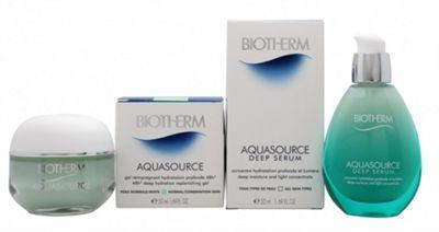 Biotherm Aquasource Deep Serum 50ml + 50ml Aquasource Gel