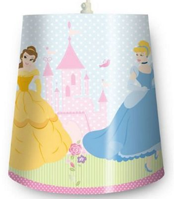 Buy Disney Princess Light Shade Wishes From Our Lamp Shades Range