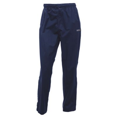 Regatta Mens Byrne Overtrousers Navy L
