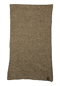 Mountain Warehouse Compass Mens Scarf - Brown
