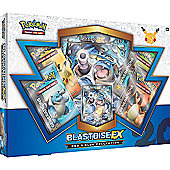 Pokemon Blastoise EX Red & Blue Collection Box