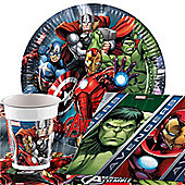 Avengers Party Pack - Value 8 Pack