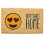 Puckator Home Sweet Home Emoti Door Mat