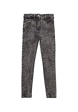 Minoti Faded Skinny Jeans - Grey
