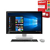 "Lenovo Ideacentre 910 - F0C2000UUK - 27"" All-in-One Gaming PC Intel Core i5-6400T 8GB 1TB Win 10 with Internet Security"