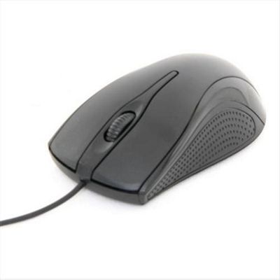 Spire SCROLLER mice Wired Optical Mouse USB 800 DPI Ergonomic Ambidextrous