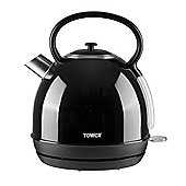 Tower Infinity Traditional Kettle, 1.7Litre - Black