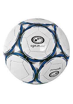 Optimum Classico Football - BlackBlue - White