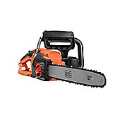 BLACK+DECKER CS2245 Corded Chainsaw 45cm Bar 2200 Watt 240 Volt