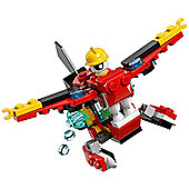Lego Mixels Aquad