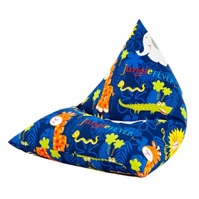 Children's Pyramid Shape Bean Bag