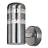 Modern Stainless Steel Die-Cast Aluminium Outdoor LED Wall Light