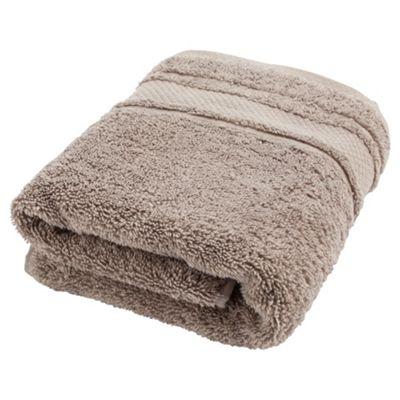 Finest Pima Cotton Hand Towel -Taupe