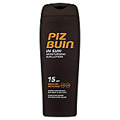 Piz Buin In Sun Lotion F15 200Ml