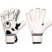Uhlsport Pro Comfort Rf Junior Goalkeeper Gloves - White