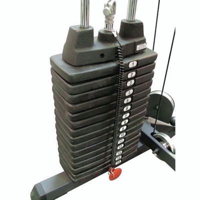 Body-Solid 200LB Weight Stack Upgrade