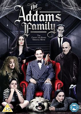 Addams Family, The (1991) - Dvd