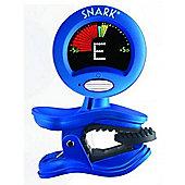 Qwik Tune QTSN1 Snark Clip-on Chromatic Tuner - Blue