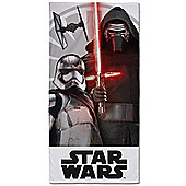 Disney Star Wars 'Duo' Printed Beach Towel